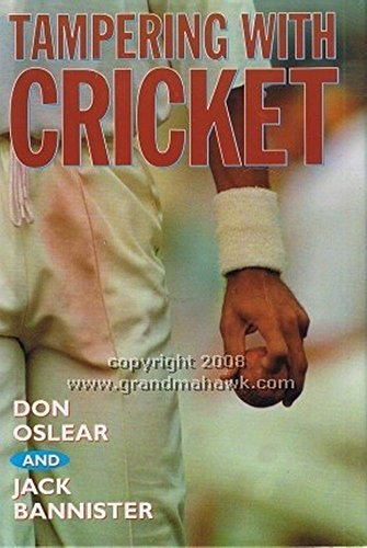 9780002187244: Tampering with Cricket