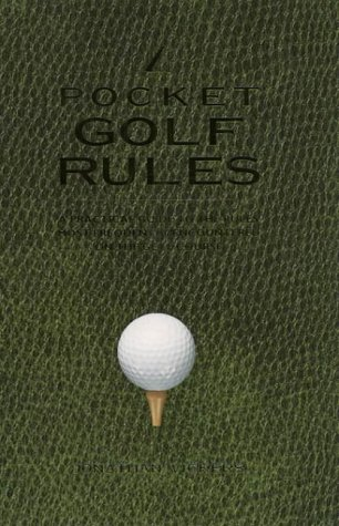9780002187381: Pocket Golf Rules: A Practical Guide to the Rules Most Frequently Encountered on the Golf Course
