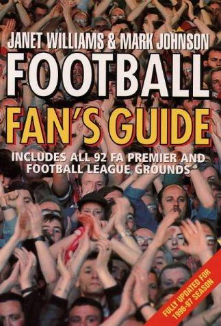 9780002187589: Football Fan's Guide