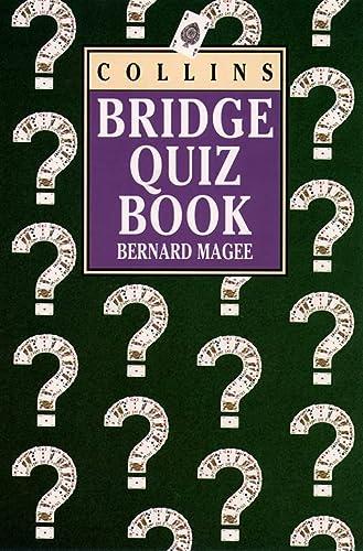 9780002187657: Collins Bridge Quiz Book