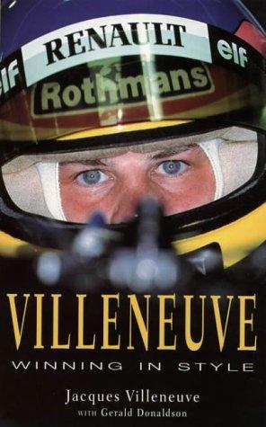 9780002187671: Villeneuve: Winning in Style
