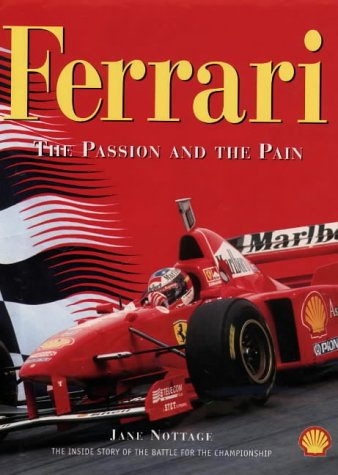 9780002187770: Ferrari the Passion and the Pain