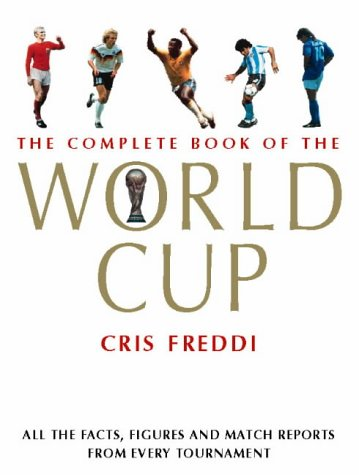 9780002188319: The Complete Book of the World Cup