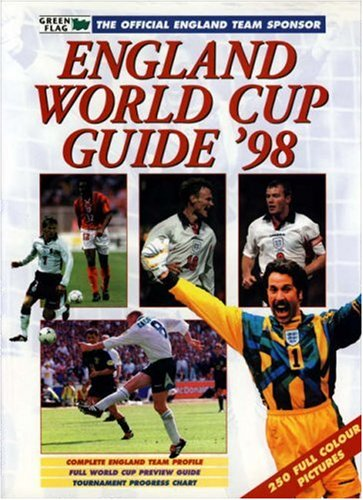9780002188364: England World Cup Guide '98
