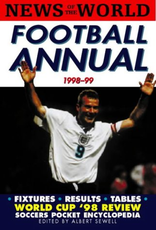 9780002188579: News of the World Football Annual 1998/1999