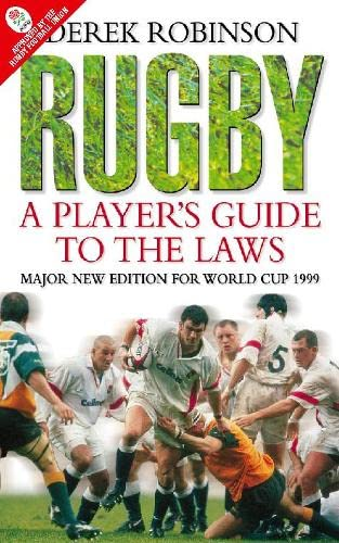 9780002188630: Rugby: a Player's Guide to the Laws