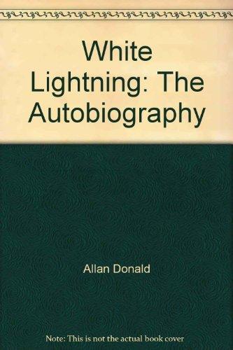 9780002188883: White lightning