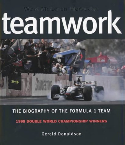 9780002189040: Teamwork: West McLaren Mercedes: Biography of the Formula One Team