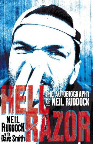 9780002189095: Hell Razor: The Autobiography of Neil Ruddock