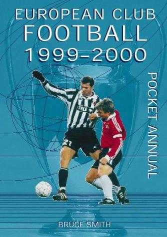 9780002189163: European Club Football Pocket Annual