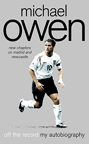 9780002189408: Michael Owen: Off the Record