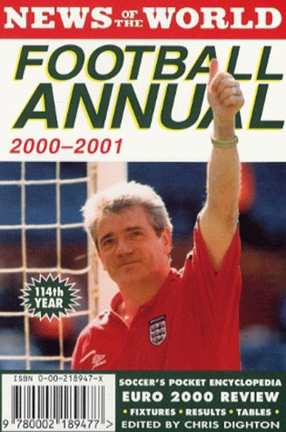 9780002189477: News of the World Football Annual 2000-2001