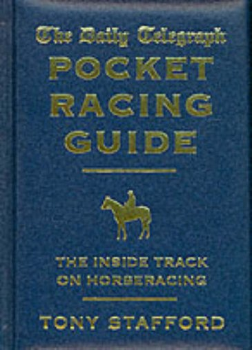 9780002189682: Pocket Racing Guide