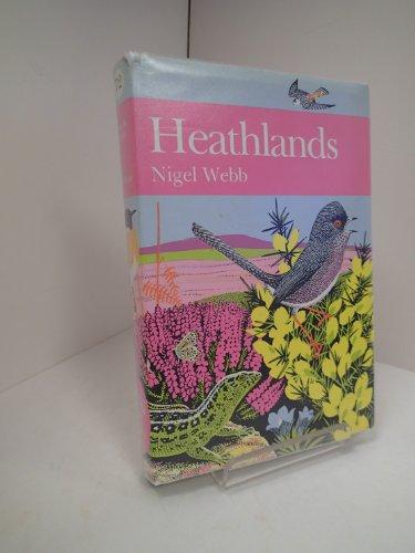 9780002190206: Heathlands (Collins New Naturalist)