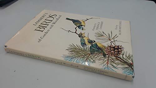 9780002190251: Lambert's Birds of garden and woodland