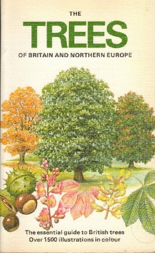 Trees of Britain and Northern Europe: Alan Mitchell