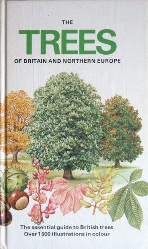 9780002190374: The Trees of Britain and Northern Europe