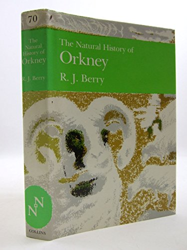 9780002190626: The Natural History of Orkney