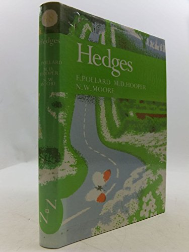 9780002190817: Hedges (Collins New Naturalist Series)