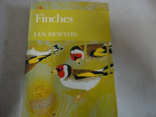 9780002190893: Finches (Collins New Naturalist) Limpback