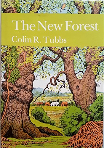 9780002191074: The New Forest (Collins New Naturalist)