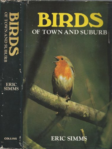 9780002191265: Birds of Town and Suburb