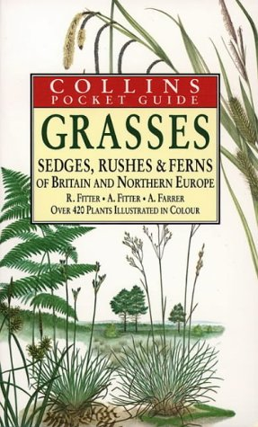 9780002191289: Grasses, Sedges, Rushes and Ferns of Britain and Northern Europe (Collins Pocket Guide)