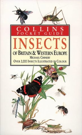 9780002191371: Collins Guide To The Insects of Britain & Western Europe (Collins Pocket Guides)