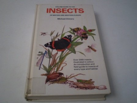 9780002191708: Collins guide to the insects of Britain and Western Europe