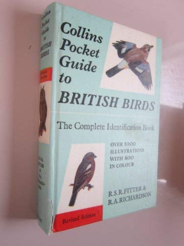 Pocket Guide to British Birds (0002191741) by R. S. R. Fitter; R.A. Richardson