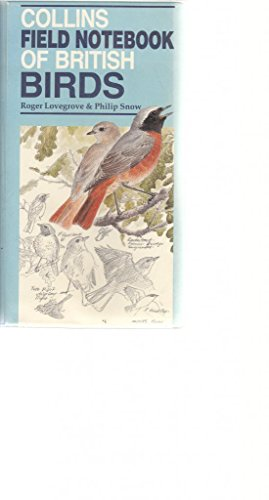 9780002191753: Field Notebook of British Birds