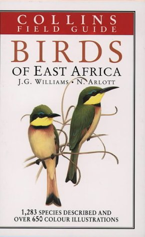 9780002191791: Birds of East Africa (Collins Field Guides)