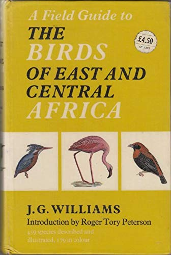 9780002191807: Field Guide to the Birds of East and Central Africa
