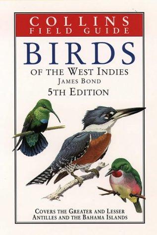9780002191913: Birds of the West Indies