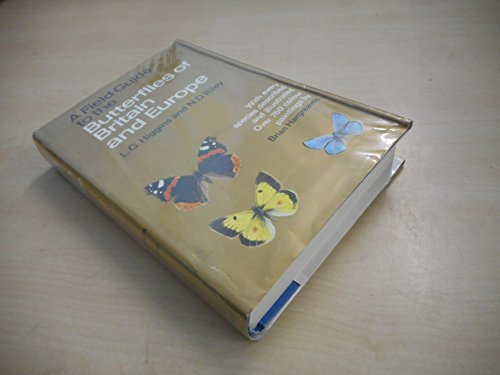 9780002191982: A field guide to the butterflies of Britain and Europe