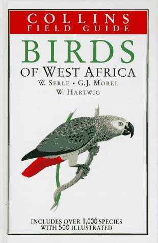 9780002192040: Birds of West Africa (Collins Field Guides)