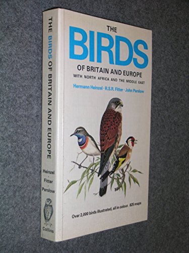 9780002192101: Birds of Britain and Europe with North Africa and the Middle East (Collins Pocket Guide)