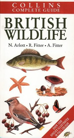 9780002192125: Complete Guide to British Wildlife (Collins Handguides)