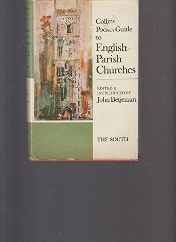 9780002192286: English Parish Churches, Vol. 1: The South