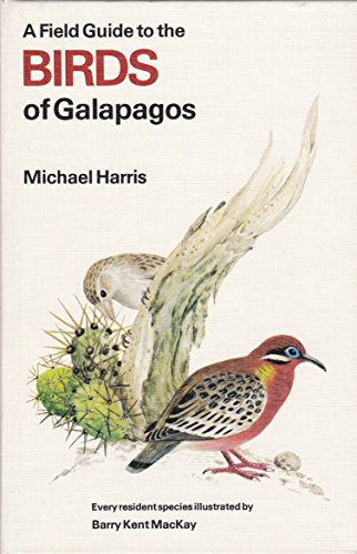 Field Guide to the Birds of Galapagos
