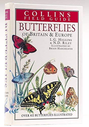 9780002192415: A field guide to the butterflies of Britain and Europe (Collins guides)