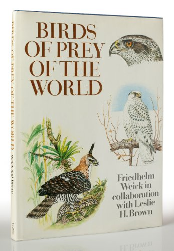 9780002192774: Birds of Prey of the World