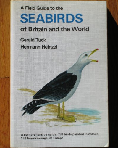 9780002192866: Field Guide to the Sea-birds of Britain and the World (Collins Field Guide)