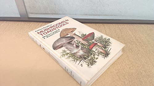 9780002193009: Field Guide to Mushrooms and Toadstools (Collins Field Guide)