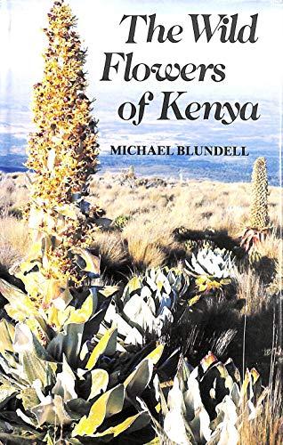 9780002193177: Wild Flowers of Kenya