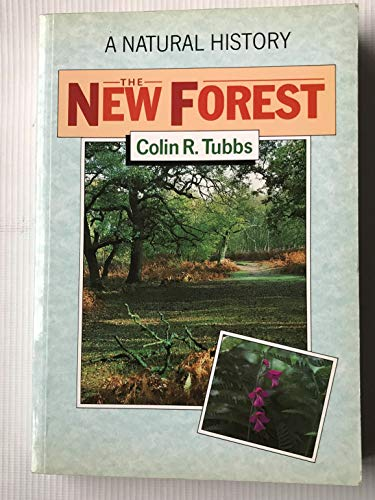 9780002193702: The New Forest (Collins New Naturalist)