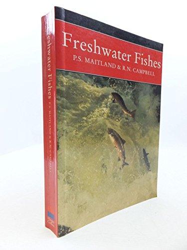 9780002193801: British Freshwater Fishes (Collins New Naturalist)