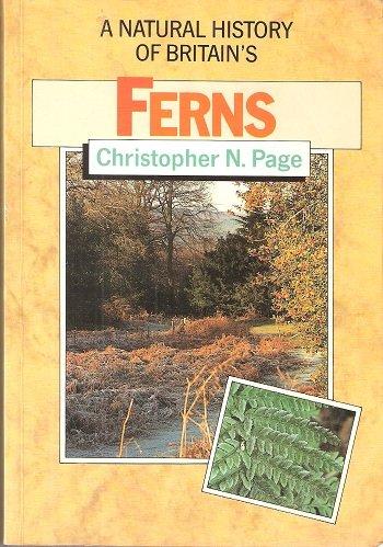 9780002193825: Ferns (Collins New Naturalist)