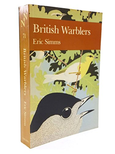 9780002194044: British Warblers (New Naturalist)