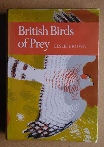9780002194051: British Birds of Prey (Collins New Naturalist Series)